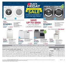 black friday dryer deals best buy canada early black friday flyer deals 2015 appliance sale
