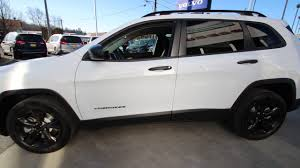 jeep cherokee grey 2017 2017 jeep cherokee altitude bright white hw607031 mt vernon