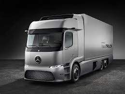 concept semi truck mercedes benz unveils electric truck concept it s made for the city