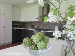 2 Tone Kitchen Design Megillah Ta Da The Kitchen
