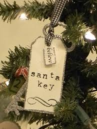 glitter key ornaments organize and decorate everything