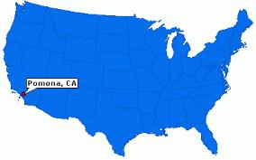 map of pomona california pomona california city information epodunk