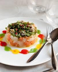 photo plat cuisine gastronomique plat poisson gastronomique