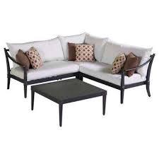 Moroccan Patio Furniture Powder Coated Aluminum Outdoor Lounge Furniture Patio