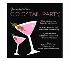 excellent and to wonderful cocktail party invitation card supposed