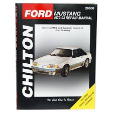ford focus st service manual mustang chilton repair manual 1979 1993 cj pony parts