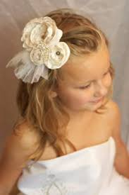 flower girl hair accessories vintage lace pink leaves and petals headband wedding hair