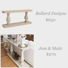 half oval console table elegant joss and main console tables in whitewashed table with