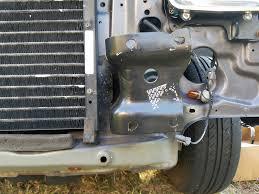 nissan pathfinder front bumper 95 d21 front bumper mounting issues grrrrr infamous nissan