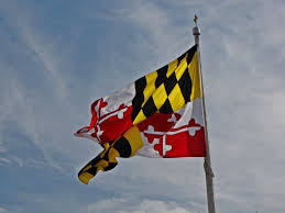 Baltimore Flag The Schumin Web Maryland Flag