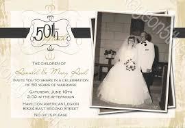 Marriage Anniversary Invitation Card Invitation Cards Matter For 50th Wedding Anniversary In Hindi