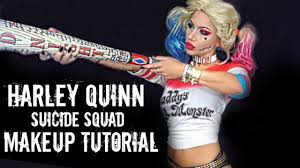 harley quinn inspired makeup tutorial spirit halloween