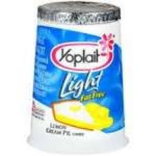yoplait light yogurt ingredients yoplait light lemon cream pie yogurt reviews viewpoints com
