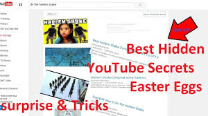 Doge Meme Youtube - best youtube easter eggs surprise tricks force luke doge meme