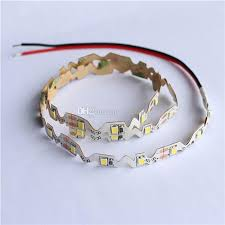 fry s led light strips 2835 300 smd led strip s shape dc 12v non waterproof 5m for signs