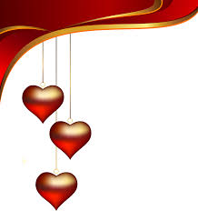 decorative hearts pendants element png clipart gallery