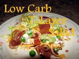 atkins diet recipes low carb 7 layer salad if