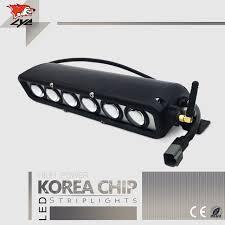 automotive led light bars lyc led light bar roof rack led daylight for car jeep wrangler off