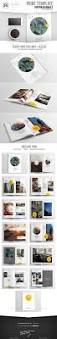 minimal and professional proposal brochure template indesign indd