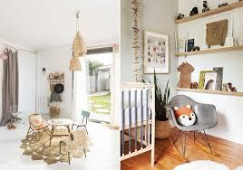 décoration de chambre de bébé inspiration chambre d enfant à la deco originale mademoiselle