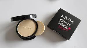 nyx hightlighter for face makeup concealer oil control pressed