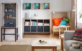 Two Things To Install For Nice IKEA Family Room Ideas Brown And - Ikea family room furniture