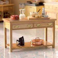 the dolls house emporium victorian kitchen side table