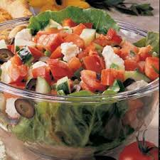 Garden Salad Ideas Garden Salad Recipe Taste Of Home