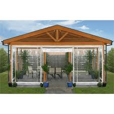 amazing smart outdoor bistro blinds 25 best ideas about patio