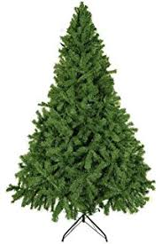 2 4m 8ft arctic spruce artificial christmas tree amazon co uk