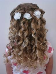 coiffure mariage enfant coiffure fille coiffure en image