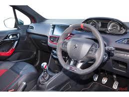 2014 peugeot 208 gti a9 gti hatchback 3dr man 6sp 1 6t my14