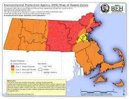 Map Of Mass Massachusetts Radon Mitigation Mullineaux Radon Mitigation