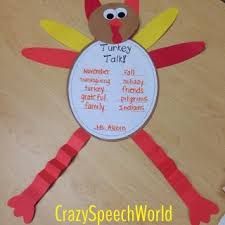 328 best speech therapy fall theme images on therapy
