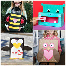Decorate Shoebox For Valentine S Day by The Cutest Valentine Boxes That Kids Will Love Crafty Morning