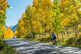 Colorado Fall Colors Map by Scenic Drives To Aspen Colorado Com