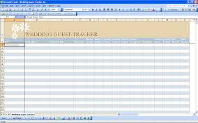 Wedding Budget Excel Spreadsheet 15 Useful Wedding Spreadsheets Excel Spreadsheet Part 3