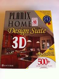 planix home design 3d software softdesk planix home design suite 3d computer software 500