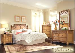 valencia rattan and wicker bedroom group from beachcraft 9015