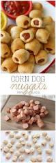 Tasty Dinner Party Recipes - corn dog nuggets it u0027s the family u0027s new favorite recipe it u0027s
