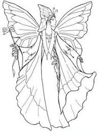 fairy bird coloring coloring pages fairy
