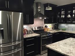 transitional black kitchen design ideas u0026 pictures zillow digs