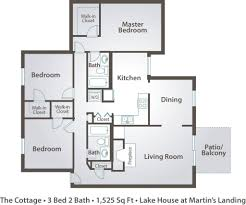 250 Square Foot Apartment Floor Plan by Download Three Bedroom Apartment Floor Plans Buybrinkhomes Com