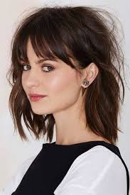 bob with bangs hairstyles for overweight women beautiful short bob hairstyles and haircuts with bangs long bob