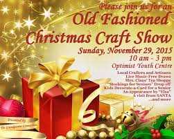 old fashioned christmas craft show newmarket made urban