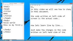 Learn Html Part 3 How To Change Background Color Youtube Html Set Page Background Color