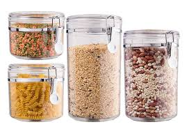 best kitchen canisters top 10 best food storage containers 2018 heavy com