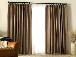 Curtains For Glass Door Glass Door Covering Ideas Charming Curtains For Large Patio Doors