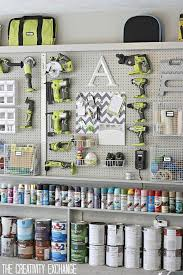 pegboard organization clean and scentsible