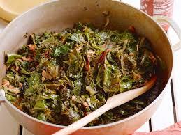 southern greens recipe tiffani thiessen cooking channel